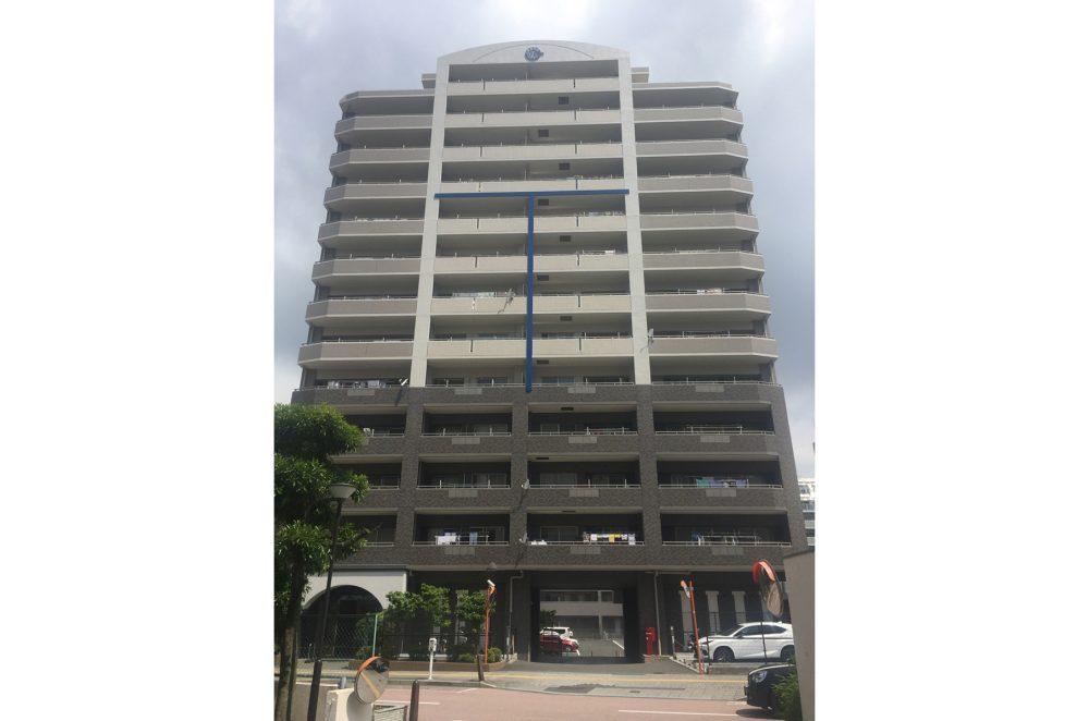アーバンシティ湘南平塚大規模修繕工事大規模修繕後
